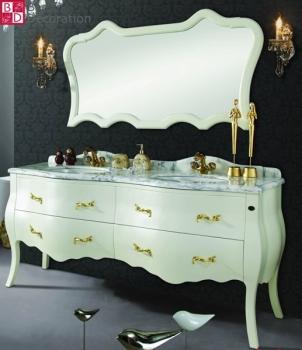 "bador decoration - luxus designer waschtisch ""barock"", Hause ideen"