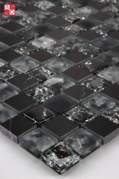 "Mosaik ""Crashy Black"""