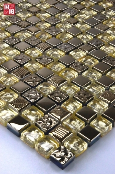 "Mosaik ""Mini Gold"""