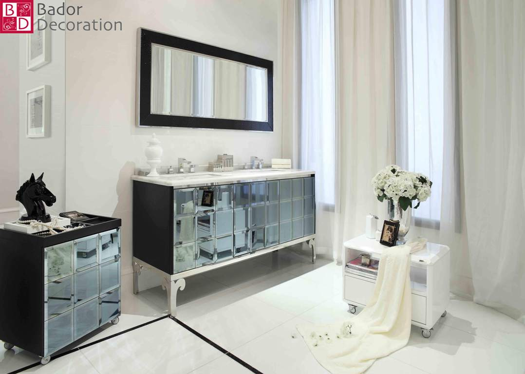 Bador Decoration - LUXUS Designer Waschtisch \